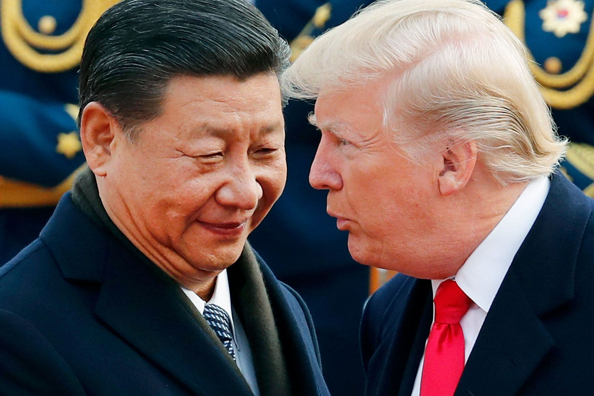 Donald Trump says No Meeting with Chinese President Xi Ahead of Trade War Deadline