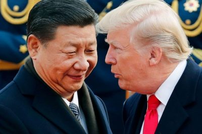 No Meeting with Chinese President Xi