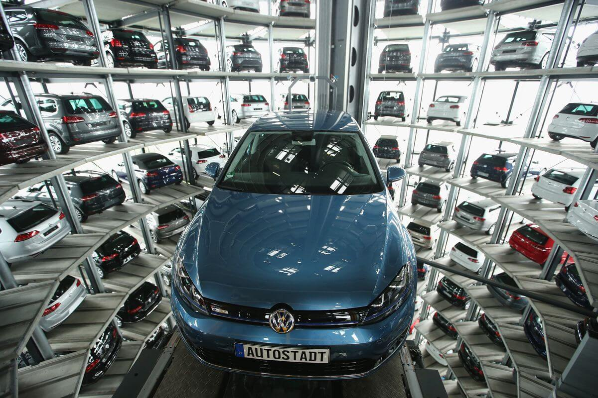 Volkswagen Has Bet It All on Electric Cars