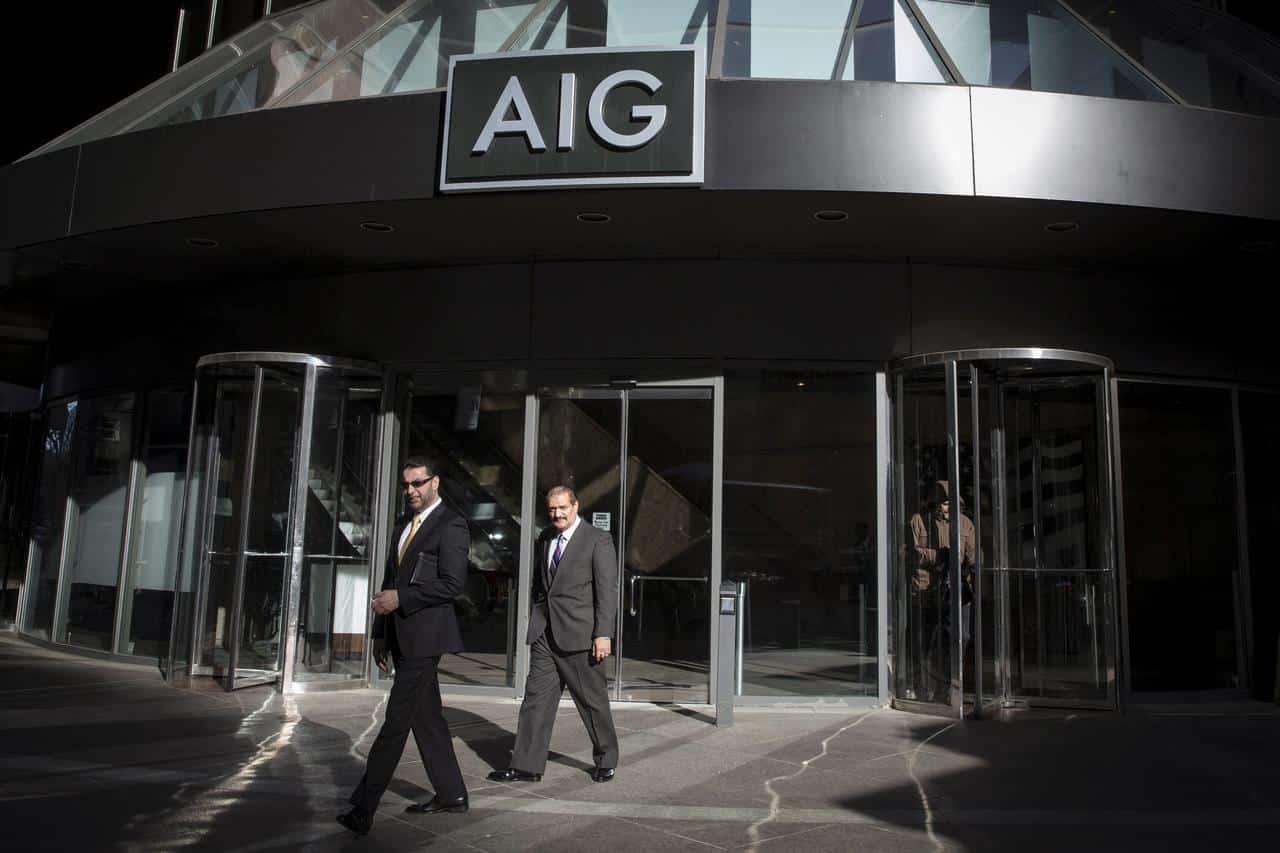 AIG Beats Wall Street Estimates and Reports First Quarter Profits