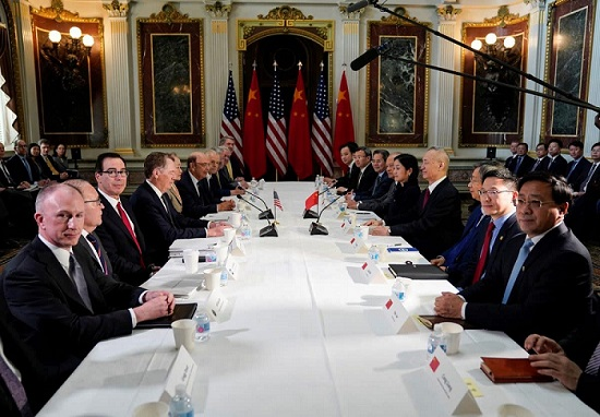 Steven Mnuchin Looks for Substantial Progress as Trade Talks Recommence With China