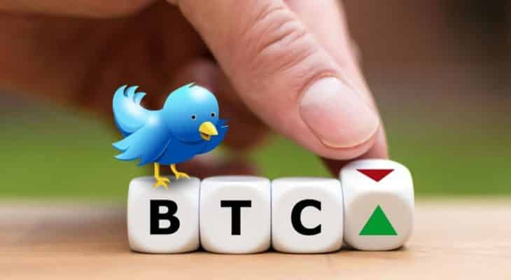 Bitcoin Price is Related to Bitcoin Tweets by Traders