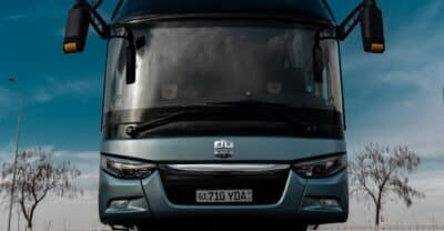 Eicher Group Purchases India's Volvo Bus For INR 100 Crore