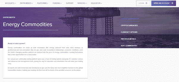 AnalystQ Reviews - Energy Commodities