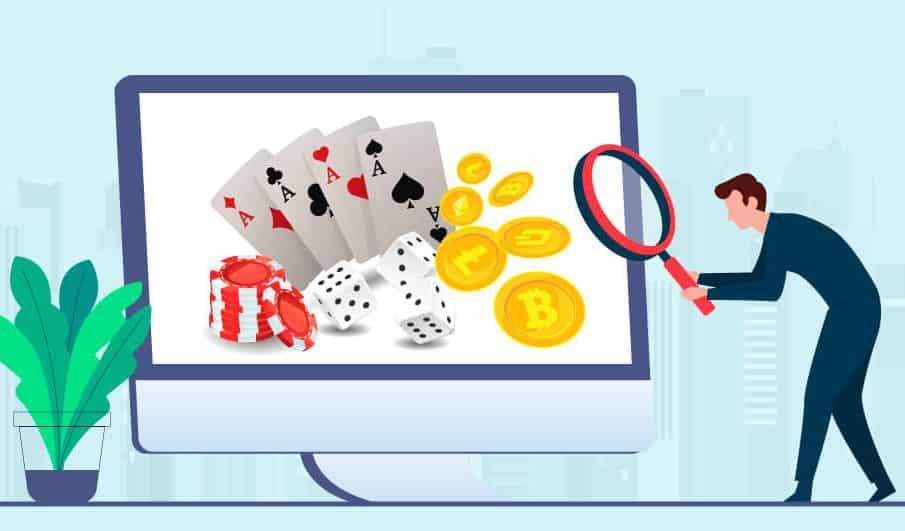 Crypto Casino Operations