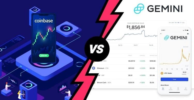 Coinbase vs. Gemini