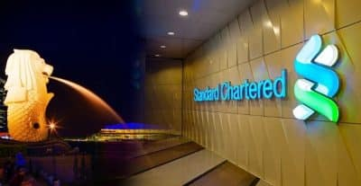 UK's Standard Chartered To Launch Digital-Only Bank For Singapore Expansion